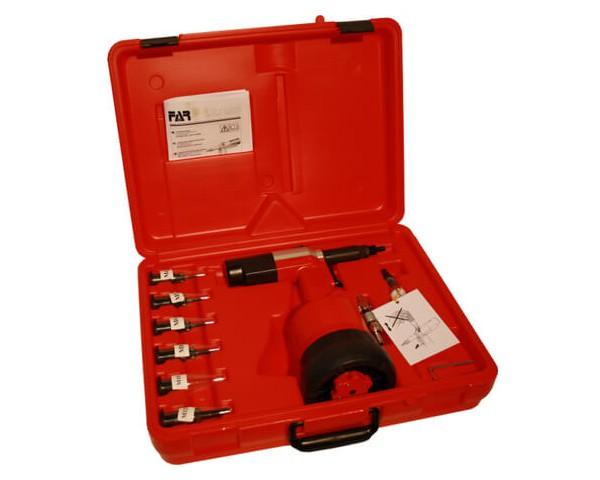 Nitownica pneumatyczno-hydrauliczna do nitonakrętek KJ45/S Extra