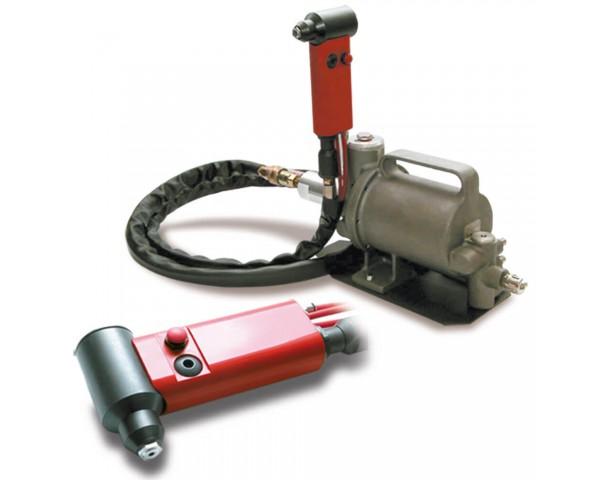 Nitownica hydrauliczno-pneumatyczna do nitów zrywalnych RAC2500P (702500/1)