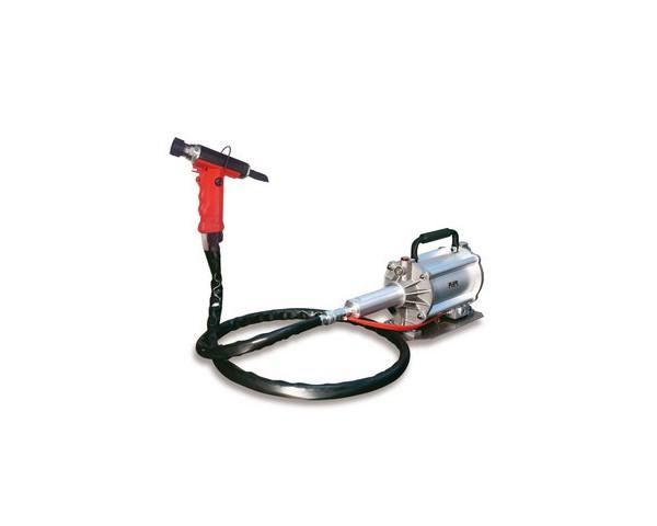 Nitownica hydrauliczno-pneumatyczna do nitów strukturalnych i śrub zrywalnych (pin&collar) FHU5000