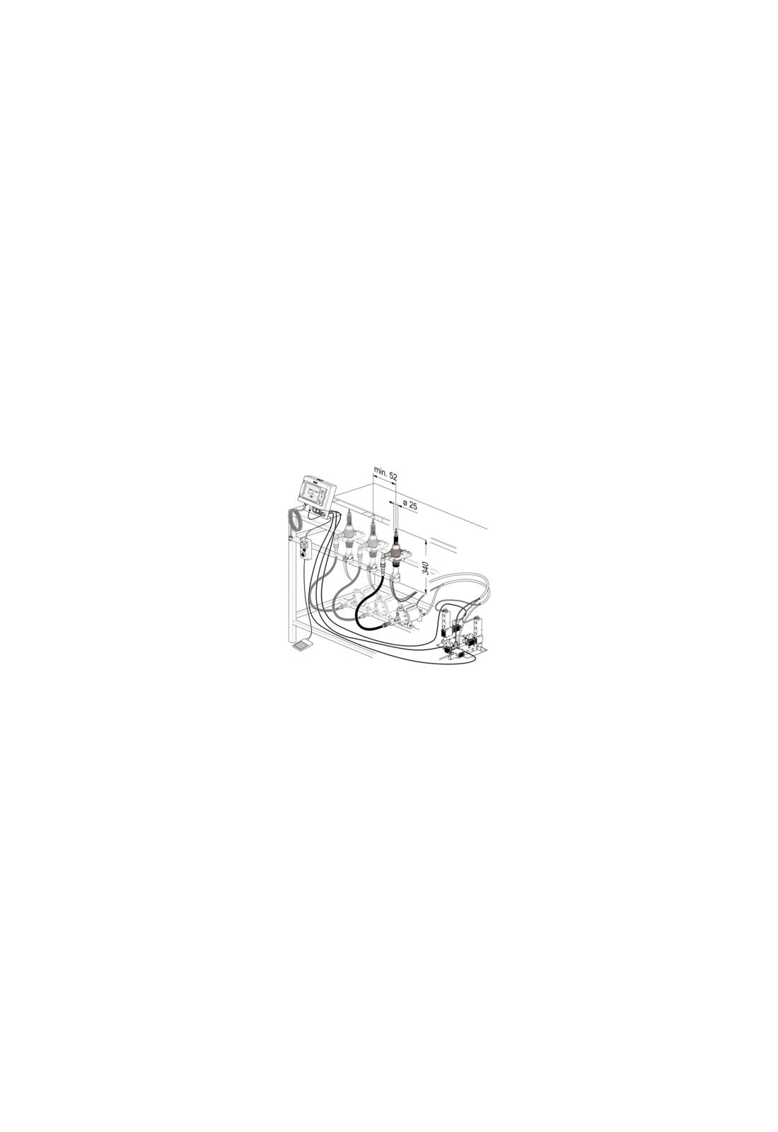Części do nitownicy UBIE